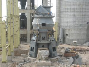Cement Plant Mill Body 1