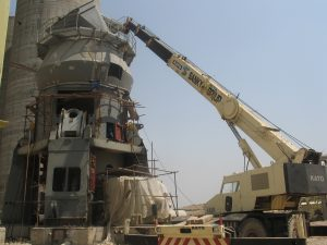 Cement Plant Mill Body 2