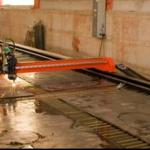 "CNC Plasma Cutting ""Lincoln -Torchmate"""