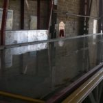 CNC Plasma Cutting table 14,84 m Long x 3 m wide
